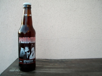 Prohibition Ale